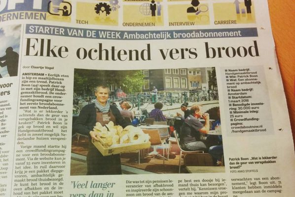 Samensteller DFT TV bij De Telegraaf