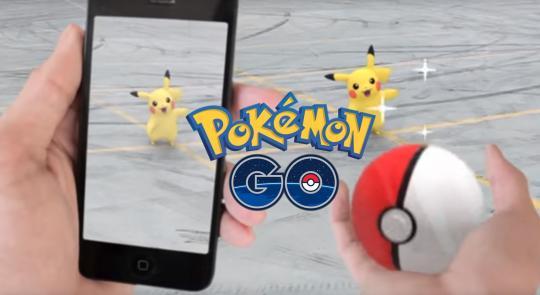 Pokémon GO: zo krijgen de makers iedereen de straat op