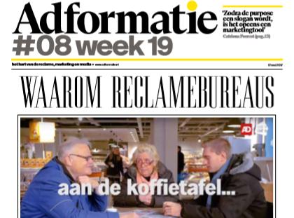 Adformatie: Reclamebureaus aan de slag met journalistiek